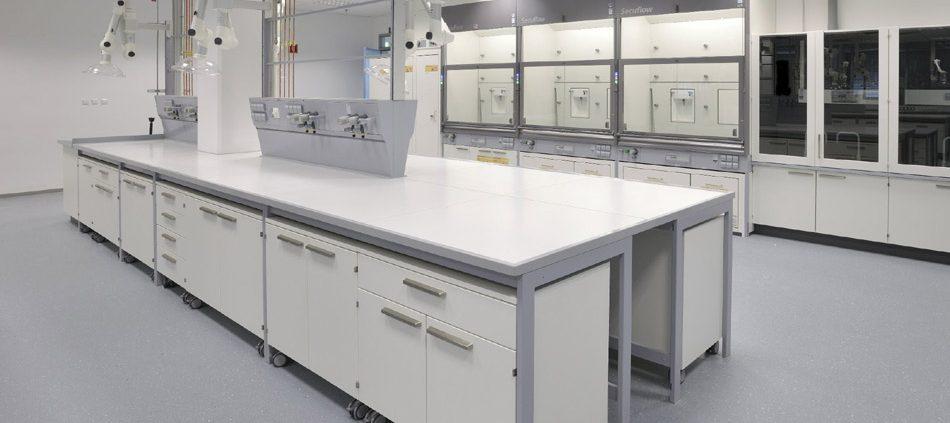 ساخت آزمایشگاه